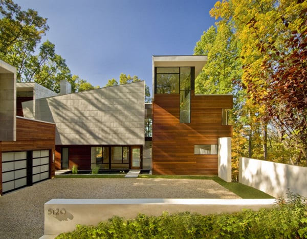 featured posts image for Gorgeous Wissioming Residence on a wooded site