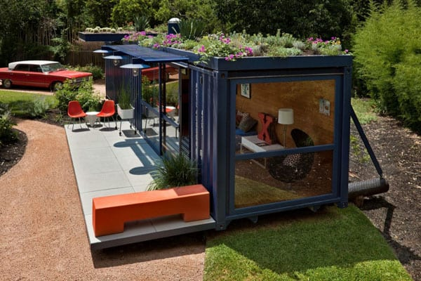 featured posts image for Shipping container guest house