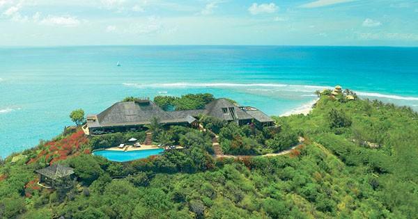 featured posts image for Beachfront villa on Necker Island