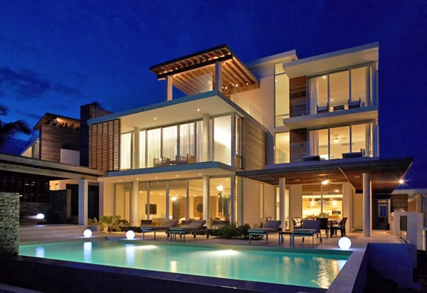 featured posts image for Spectacular and dramatic villa in Anguilla