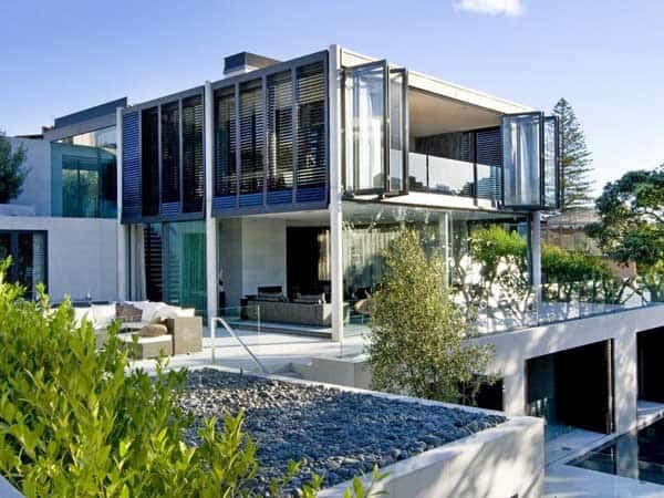 featured posts image for Absolutely breathtaking family home in Auckland