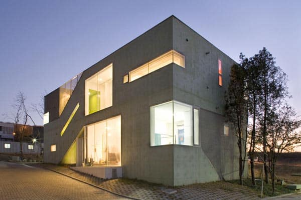 featured posts image for The Cracked House in Seoul by Mass Studies