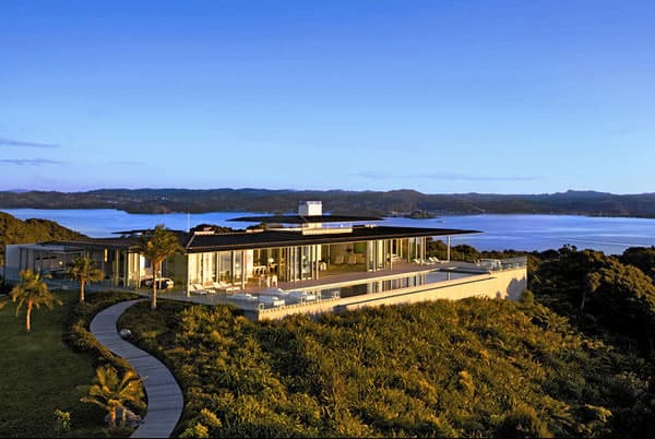 featured posts image for Rahimoana Villa retreat in the Bay of Islands