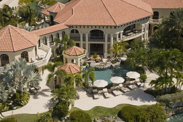 featured posts image for Unbelievable private island estate in Turks & Caicos