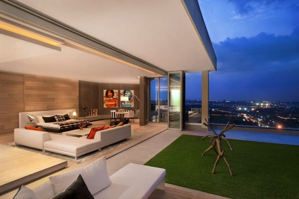 featured posts image for Ultra luxurious penthouse in Johannesburg