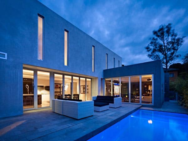 featured posts image for Impressive contemporary residence in Melbourne