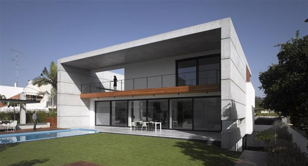 featured posts image for Ramat Hasharon house 6 by Pitsou Kedem Architect