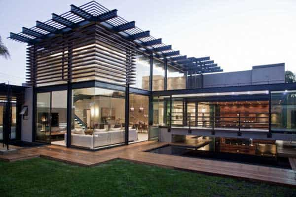 featured posts image for Brilliant villa design in South Africa