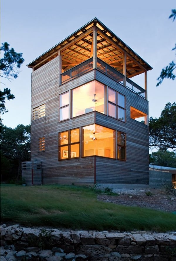 featured posts image for The Tower House with panoramic lake views