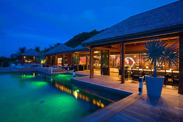 featured posts image for Enchanting zen villa in St. Barts