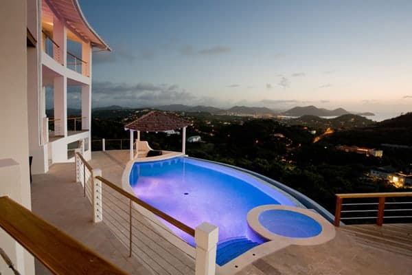 featured posts image for Luxurious villa in beautiful St. Lucia