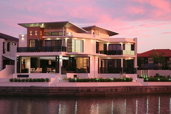 featured posts image for Luxurious waterfront property in Australia