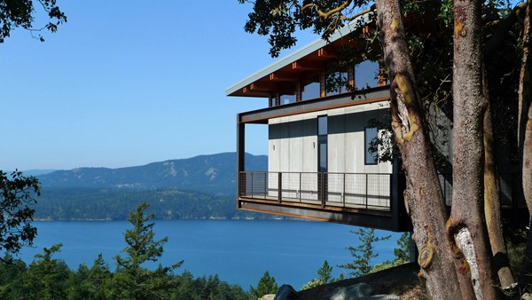 featured posts image for Buck Mountain home on Orcas Island