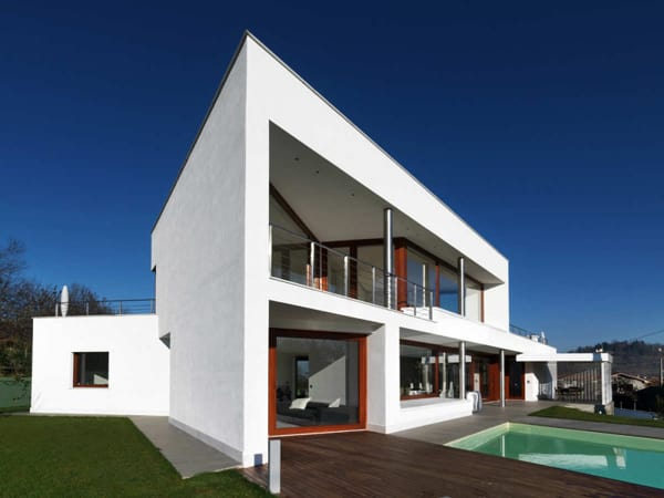 featured posts image for Ultra modern home in Italy