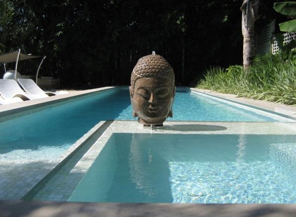 The zen retreat by etchboo design for Zen pool design