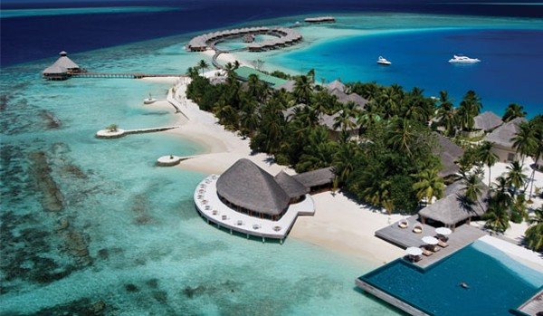 featured posts image for Sensational luxury retreat in the Maldives