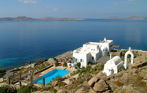 featured posts image for Fabulous luxury villa on Mykonos