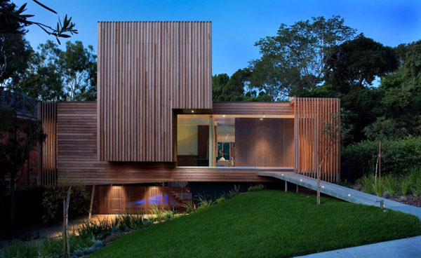 featured posts image for Brilliantly designed Australian residence