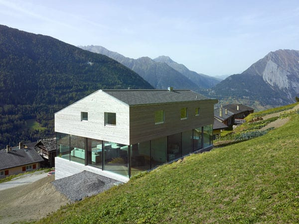 featured posts image for Maison Val D'Entremont on the Swiss Alps