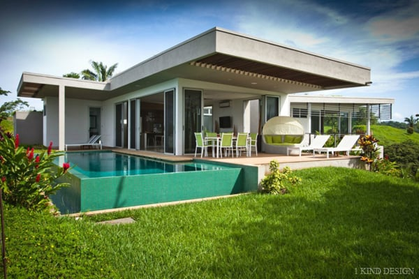 featured posts image for Gorgeous modern eco-estate in Costa Rica