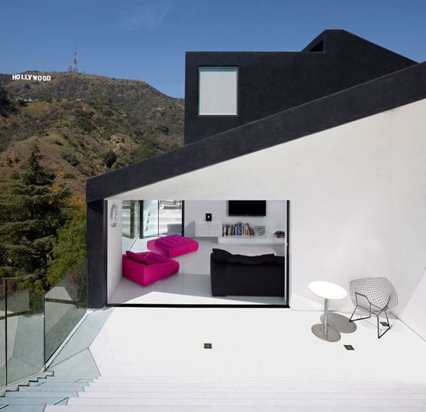 featured posts image for Nakahouse in the Hollywood Hills with amazing views