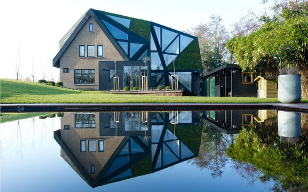 featured posts image for Transformation of a unique villa in the Netherlands