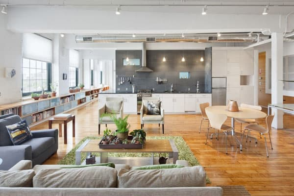 featured posts image for Incredible live/work loft in Providence