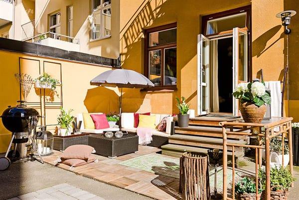featured posts image for Lavish apartment interiors in Stockholm