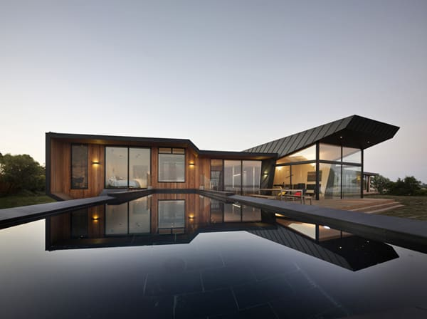 featured posts image for Contemporary beach house in Australia