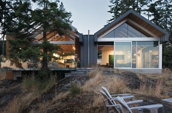 featured posts image for A magnificent dwelling on Bowen Island