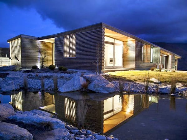 featured posts image for Incredible home immersed in the New Zealand mountains