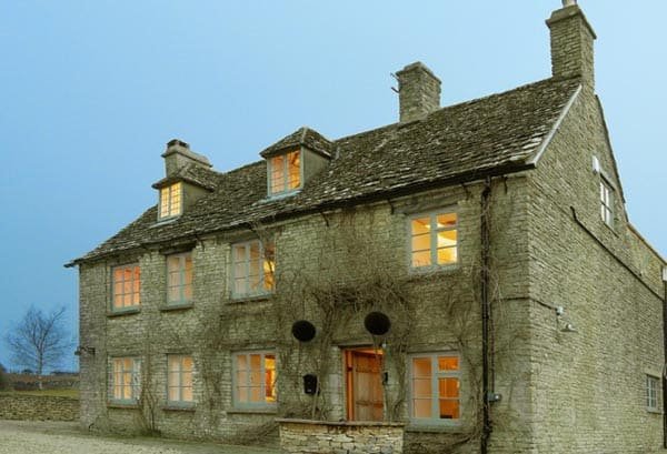featured posts image for Modernized farmhouse in the Cotswolds