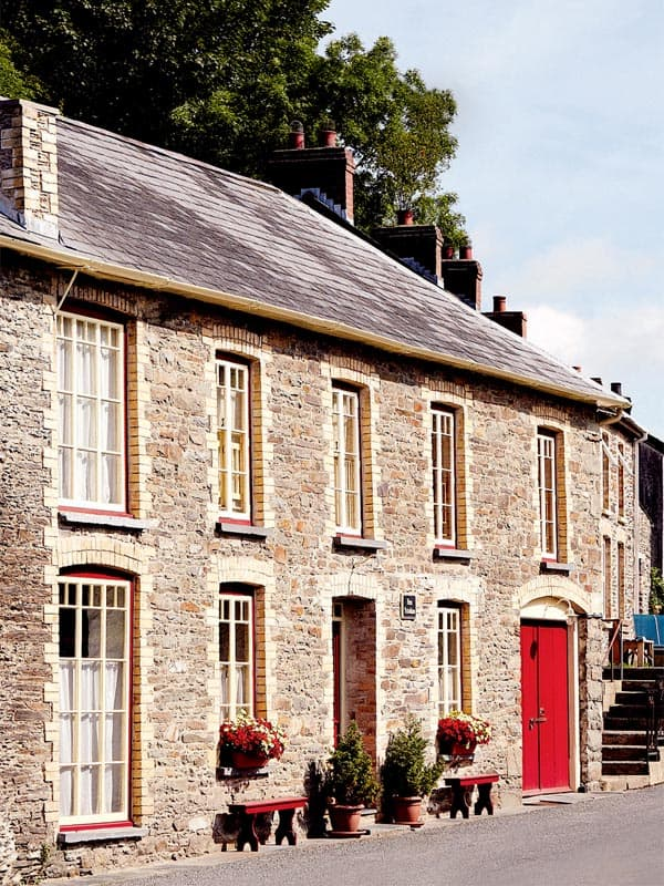featured posts image for Beautiful restoration of an old Victorian Mill