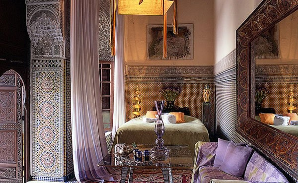 featured posts image for A restored luxury retreat in Marrakech