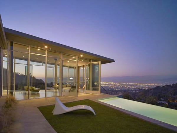 featured posts image for Perched on the edge of the Hollywood Hills