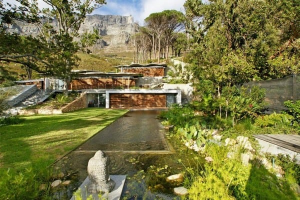 featured posts image for Stunning mountain retreat in Cape Town