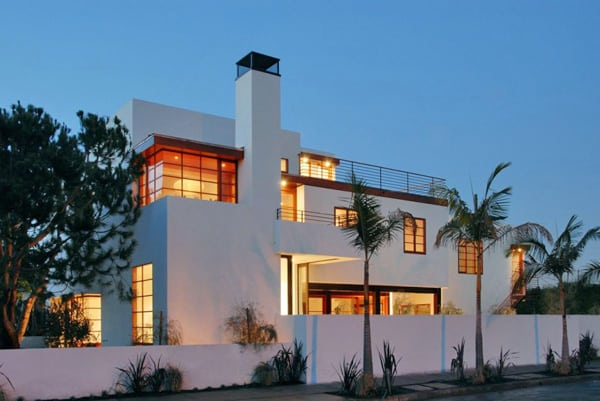 featured posts image for Gorgeous contemporary residence on Venice Beach