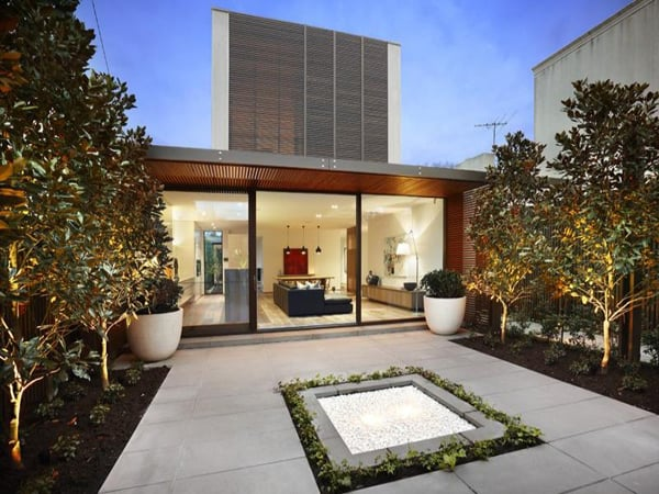 featured posts image for Inspirational contemporary home with a garden sanctuary