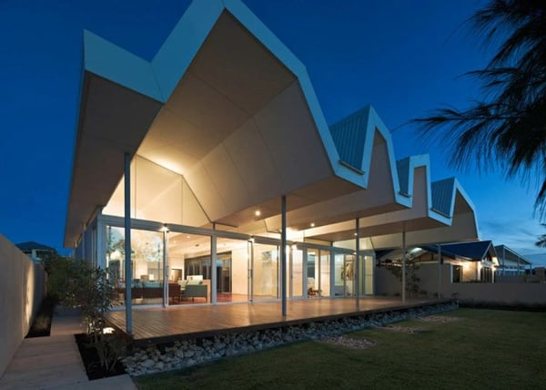 featured posts image for Modern Holiday Retreat: Florida Beach House in Australia