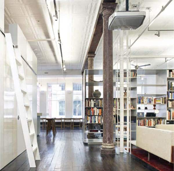 Incredible Industrial Loft Space In New York