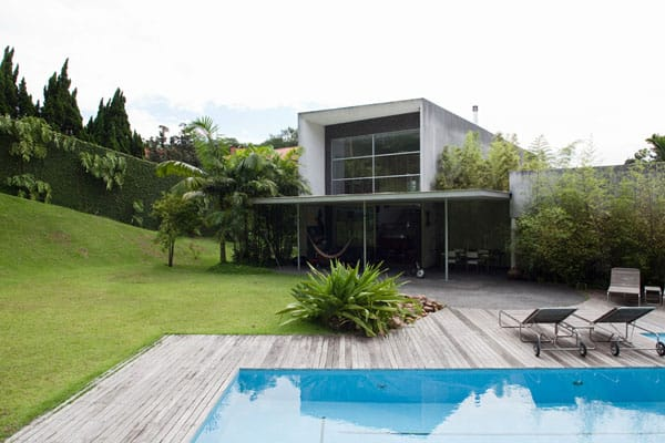 featured posts image for Fabulous dwelling in the Brazilian hilltops