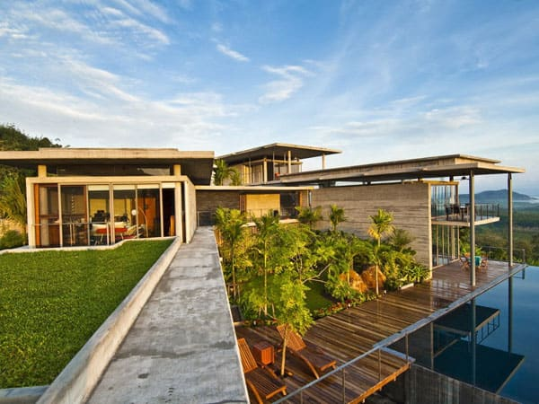 featured posts image for Magnificent ocean view villa in Phuket