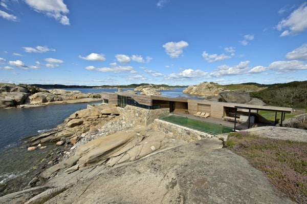 featured posts image for The Summer House in Norway