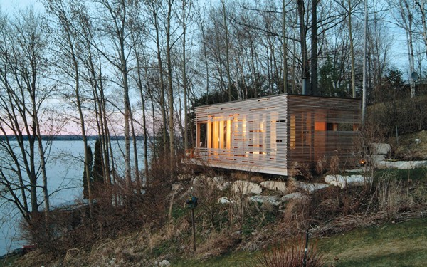 featured posts image for Sunset Cabin on the shores of Lake Simcoe