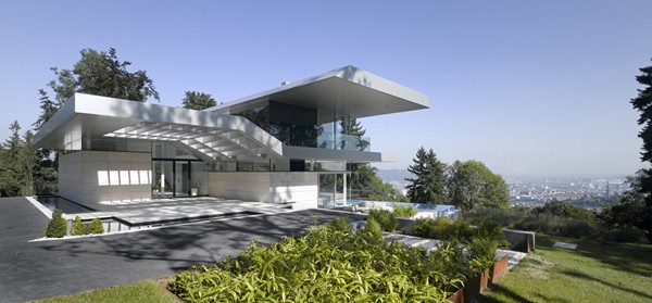 featured posts image for Luxuriously modern Villa A in Austria