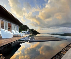 featured posts image for Fascinating majestic villa in Koh Samui