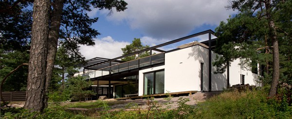 featured posts image for Villa Snow White along the Espoo coast