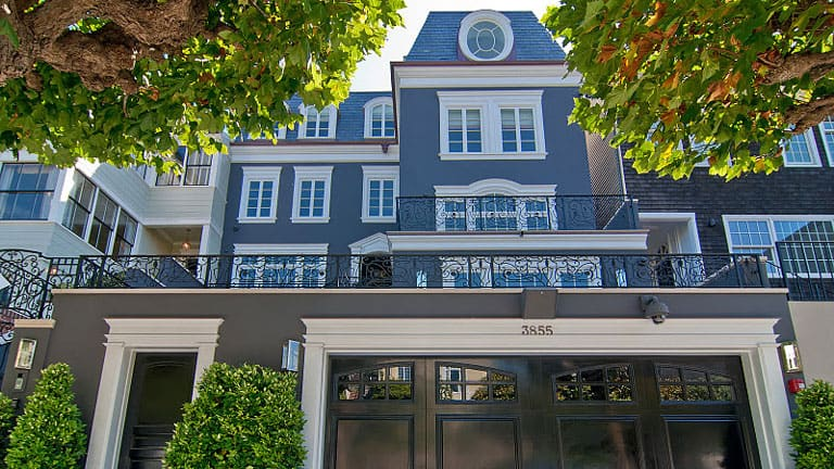 featured posts image for Farmville founder selling San Francisco mansion!
