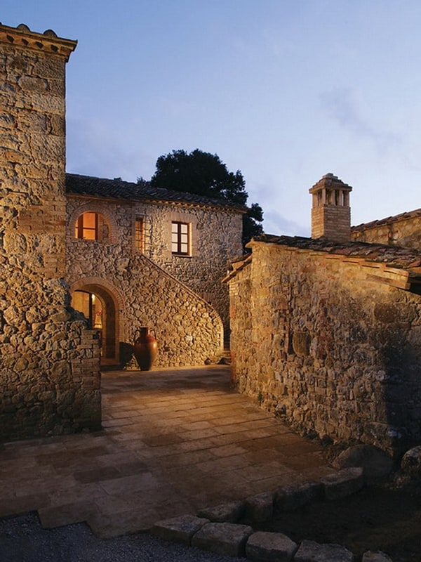 featured posts image for Restoration of a historic castle in Tuscany