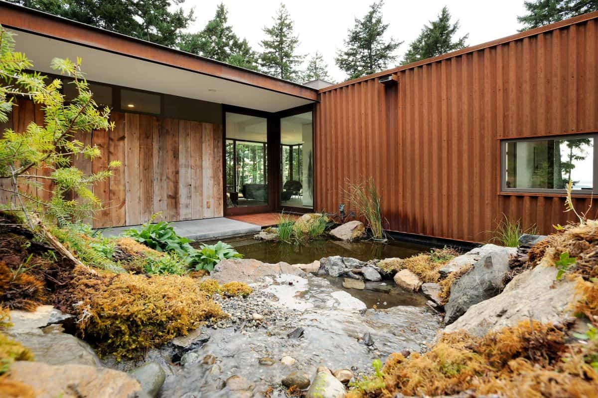 featured posts image for Beautiful Eagle Ridge Residence on Orcas Island